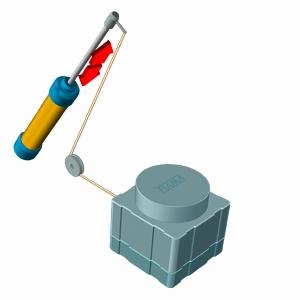 Draw Wire Encoders Products EFA4000-12000 FIAMA US