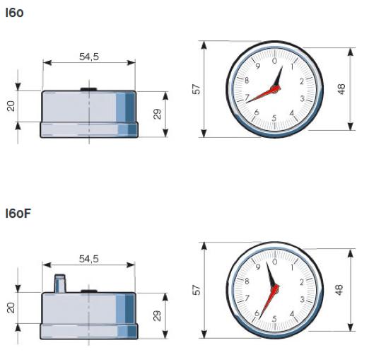 Hand wheel Position Indicator I60 FIAMA US