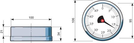 Handwheel Position Indicator I100 FIAMA US