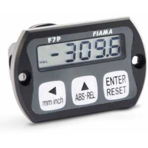 battery powered programmable position indicator F7P FIAMA US